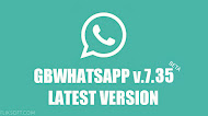 Download GBWhatsApp Beta v7.35 Latest Version Android