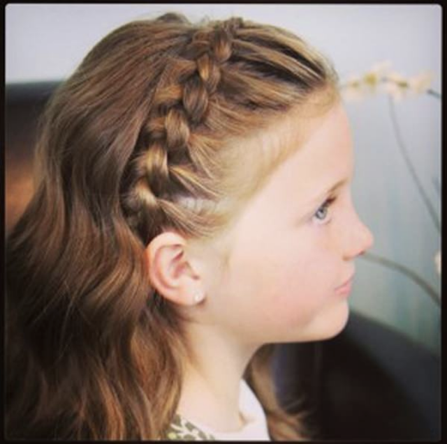 braids for little girl 2019