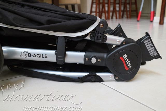 Britax B Agile Car Seat: Britax B-Agile Stroller And The Mommy Hook Review