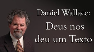 Deus nos deu um Texto - Daniel Wallace