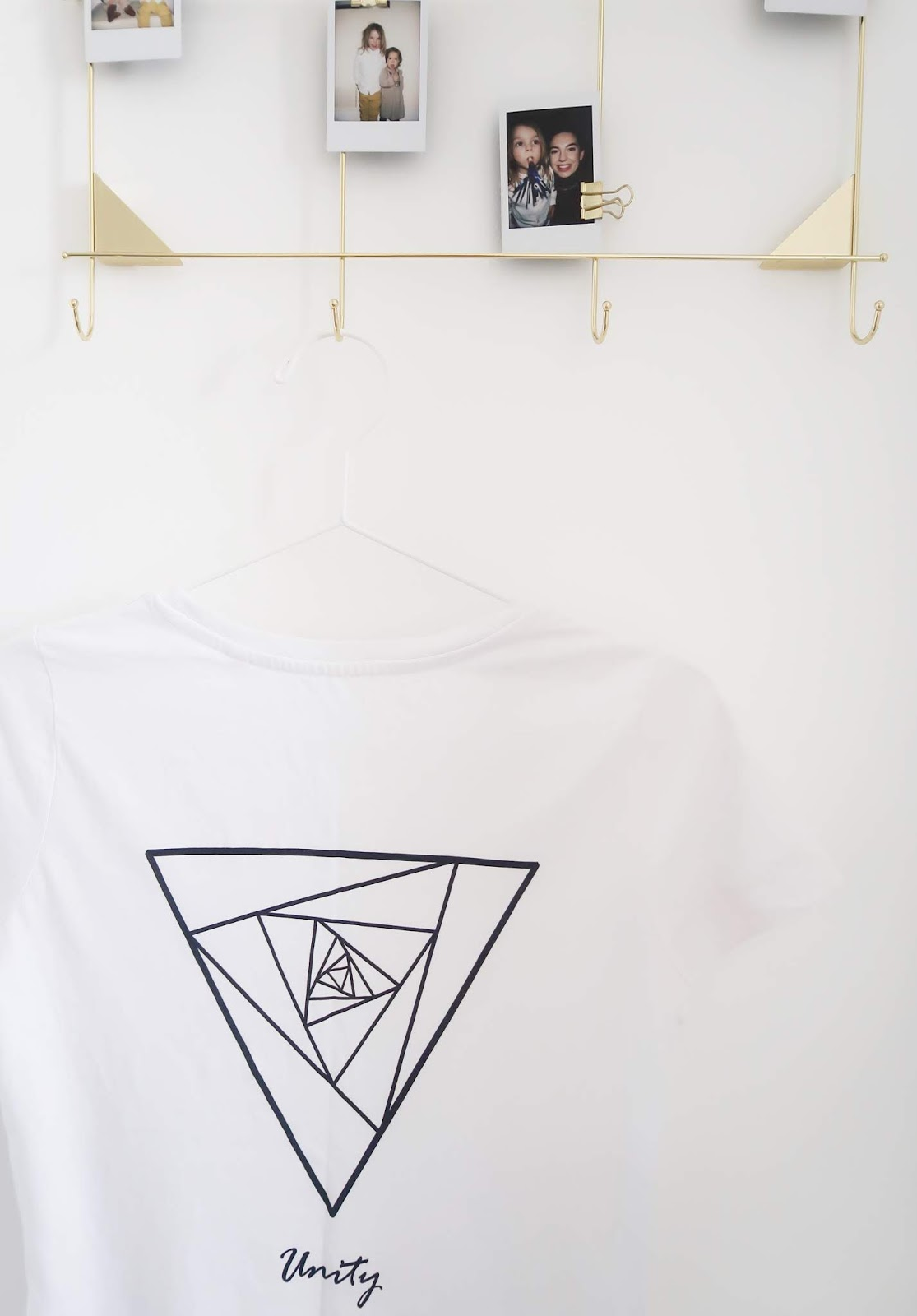 WEARunity Chalice T-shirt - a tee with a purpous