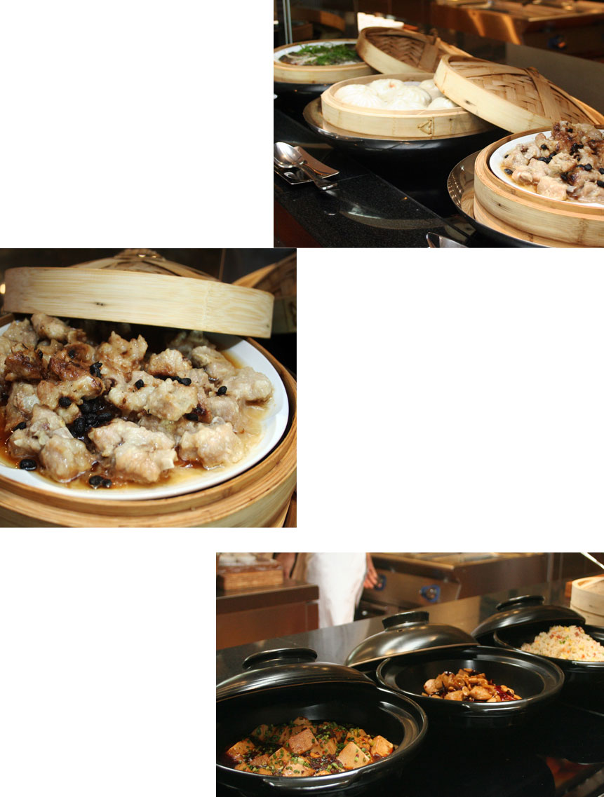 Grand Hyatt Hotel's The Grand Kitchen BGC Chinese Spareribs