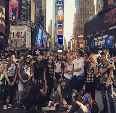 tabara grup engleza new york