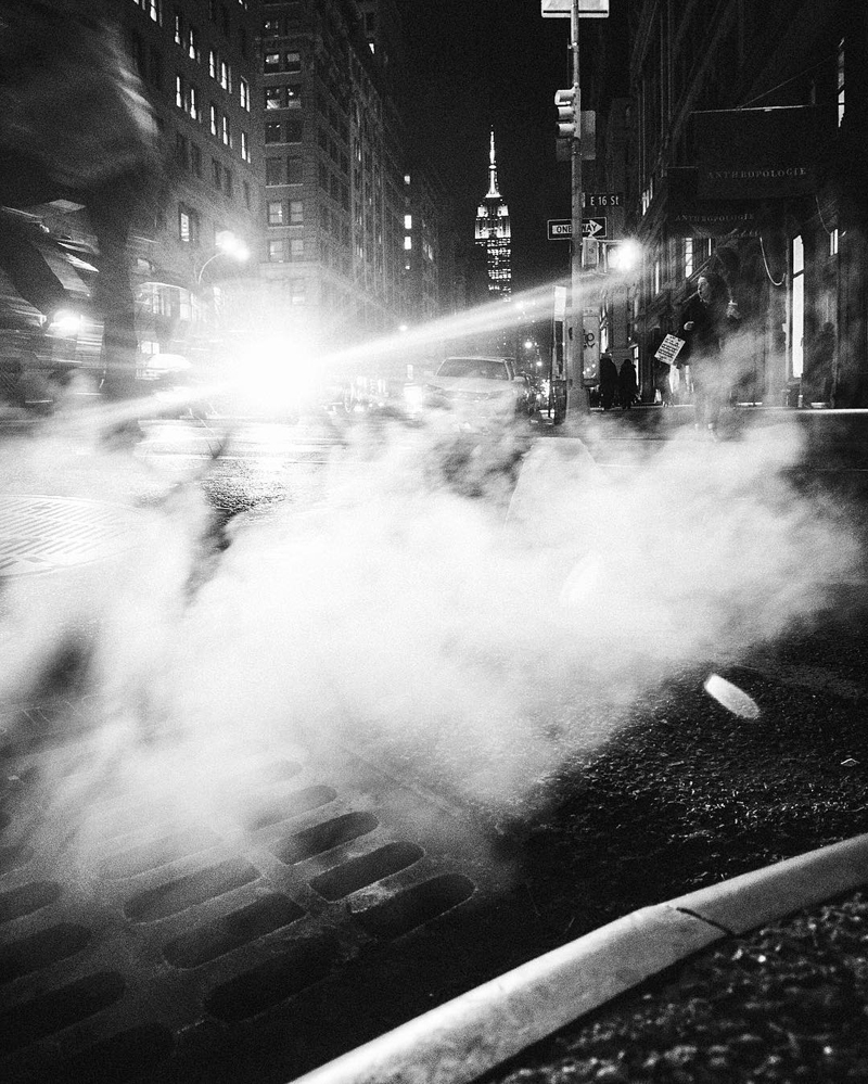 Lovely Black and White Photos of New York City by Constantine