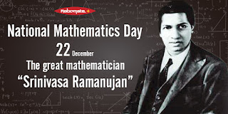 National Mathematics Day Celebrated on 22nd December
