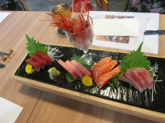 Sashimi Moriawase Mix - 5 Kinds