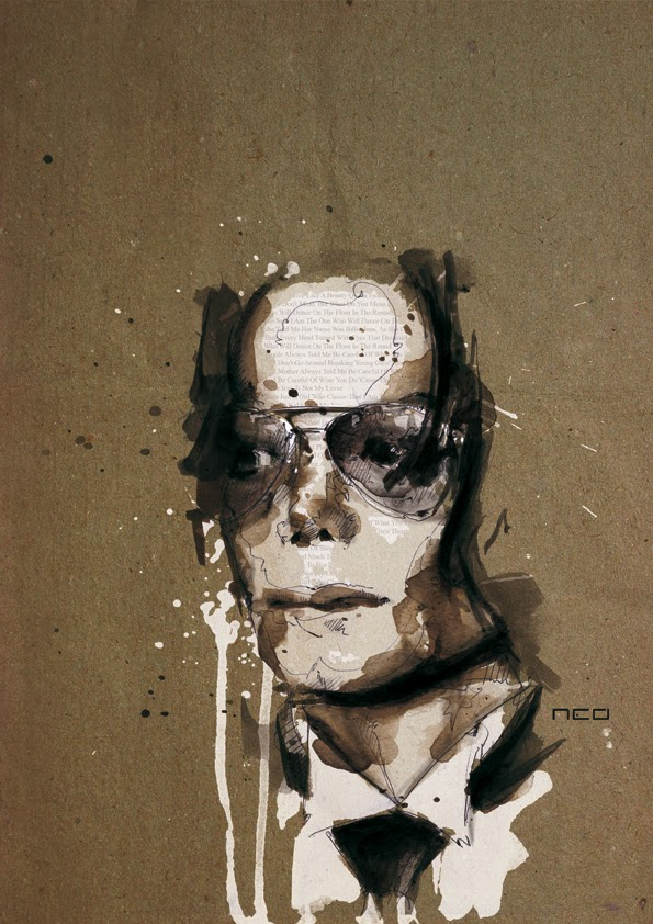 24-Michael-Jackson-Florian-Nicolle-neo-Portrait-Paintings-focused-on-Expressions-www-designstack-co