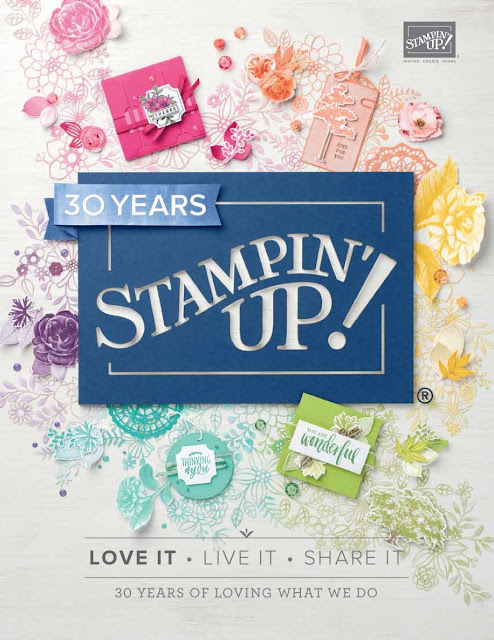 View PDF and Download Stampin' Up! 2018-2019 Annual Catalogue HERE. Order from Mitosu Crafts UK Online Shop