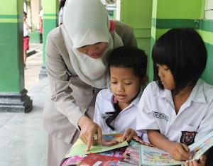 Guru Harus Mendampingi Siswa Membaca