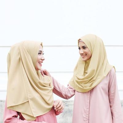jilbab syar'i modis