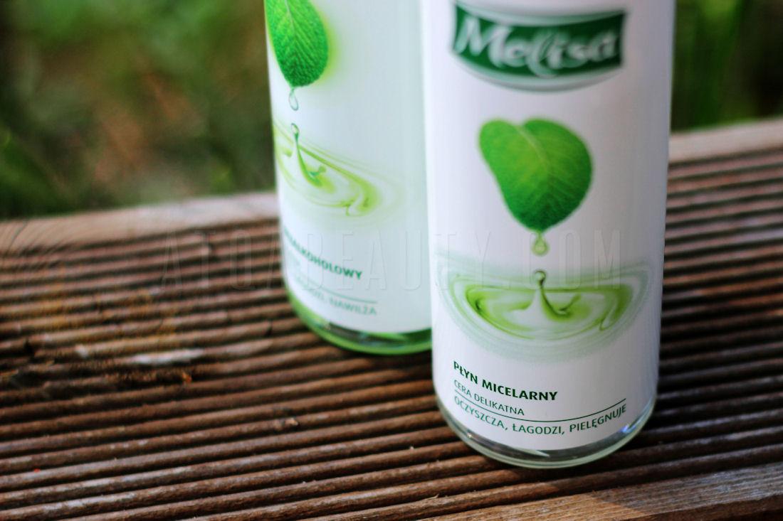 Uroda, Melisa, Tonik bezalkoholowy & Płyn micelarny
