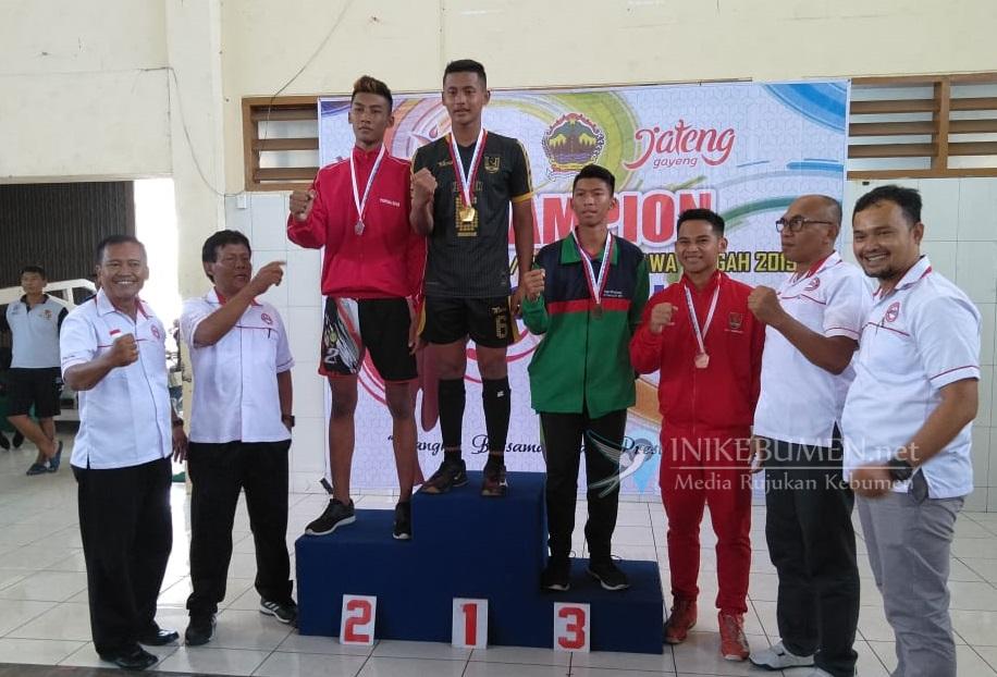 Raih Lima Emas, Kontingen Kebumen Peringkat 14 POPDA SMA/SMK Jateng