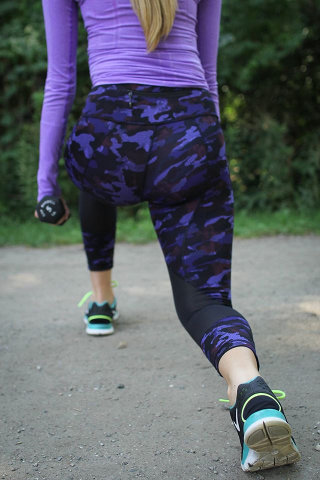 lululemon hounds-camo-pace-rival-crops power-purple-swiftly
