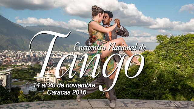 programacion encuentro nacional de tango caracas