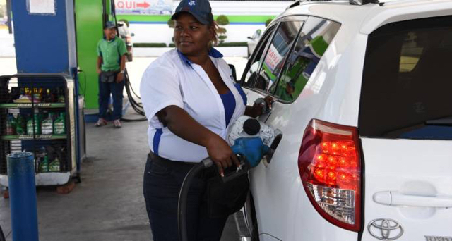 GLP se venderá a RD$119.40 por galón