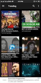 Review Aplikasi Vitube Cara download youtube mudah