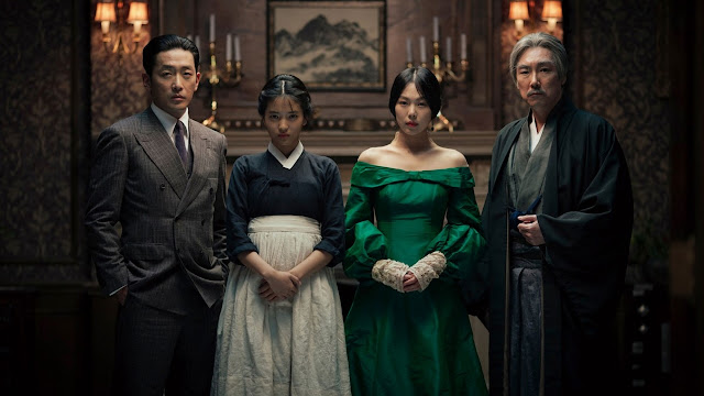 Gambar Film The Handmaiden