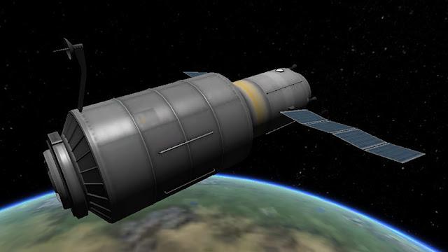 Estación espacial china fuera de control acelera su caída a la Tierra y nadie sabe dónde impactará