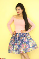 Janani Iyyer in Skirt ~  Exclusive 119.JPG