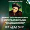 Kisah Keberkahan Sedekah Ibunda KH Abdul Karim Lirboyo