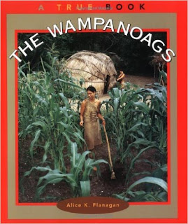 The Wampanoags, a book for ELLs | The ESL Connection