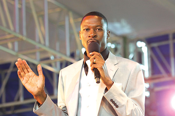 Prophet Emmanuel Makandiwa speaks on protests
