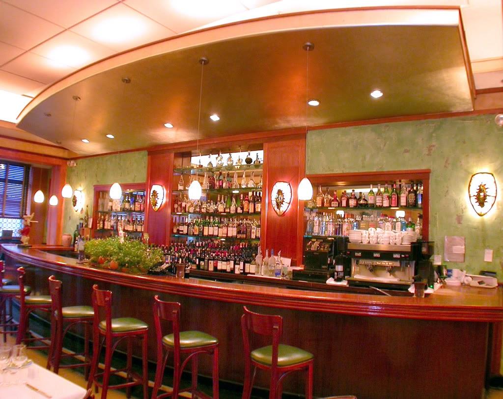 Restaurant And Bar Design