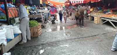 Pasar Tradisional Kota Sungai Penuh Kerinci. Gambar 2