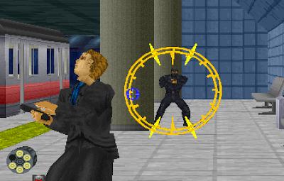 تحميل لعبة الشرطي القناص والحرامية virtua cop 3  للكمبيوتر وللاندرويد برابط مباشر مجانا