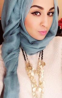 Gambar Kreasi Hijab Terbaru