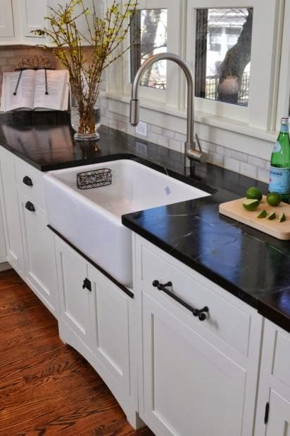 DWELLINGS-The of Your Home: Kitchen Backsplash ~ Which ... on kitchen sinks soapstone, kitchen countertops soapstone, kitchen faucet soapstone,