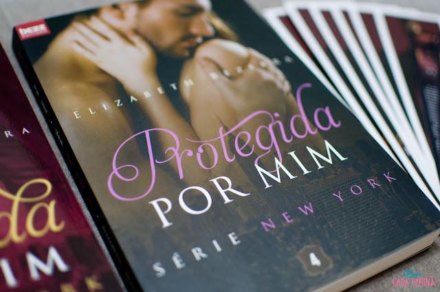 [Resenha] Protegida por mim | Elizabeth Bezerra