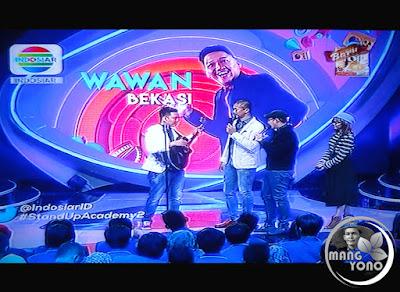 Wawan Bekasi Stand Up Comedy Academy ( SUCA ) 2