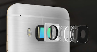 HTC ONE S9 CON UNA CAMARA DE 13 MEGAPIXELES