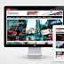 New Responsive News Magazine WordPress Theme