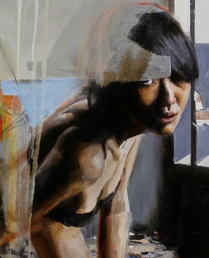 Современный американский художник. Adam Caldwell