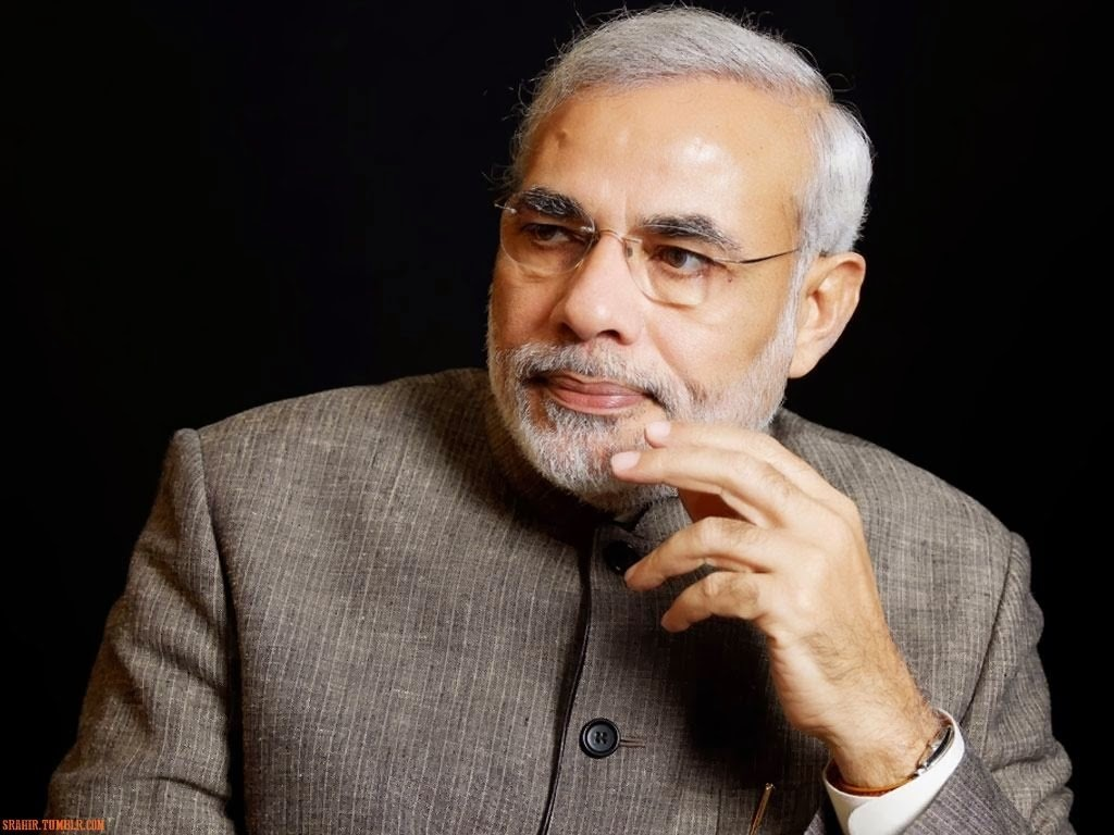 Mr. Narendra Modi, Prime Minister of India