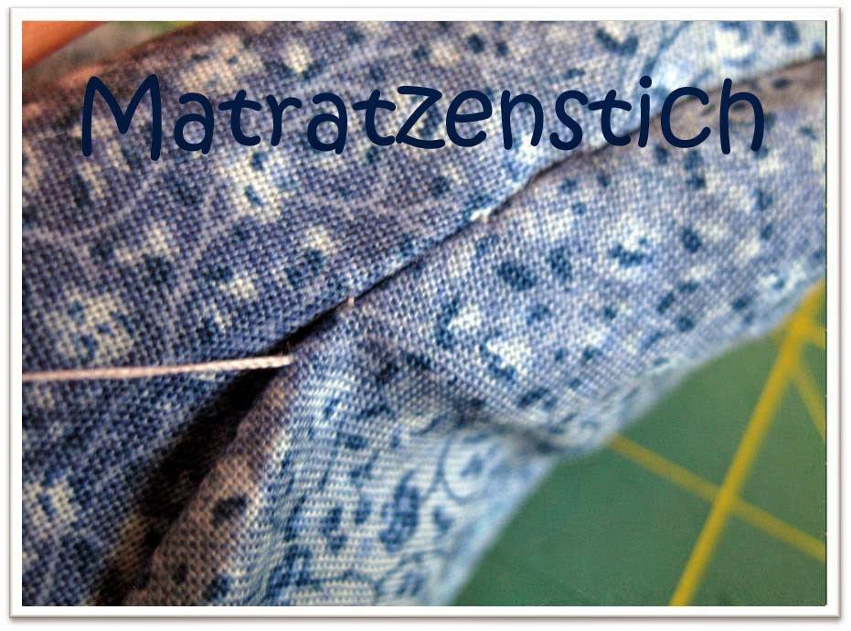 http://mommymade-de.blogspot.de/2014/02/matratzenstich-tutorial.html