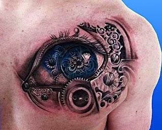 tatuaje cu lipici,