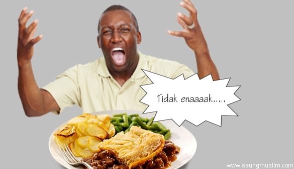 Mengomentari Makanan, Bagaimana Hukumnya?