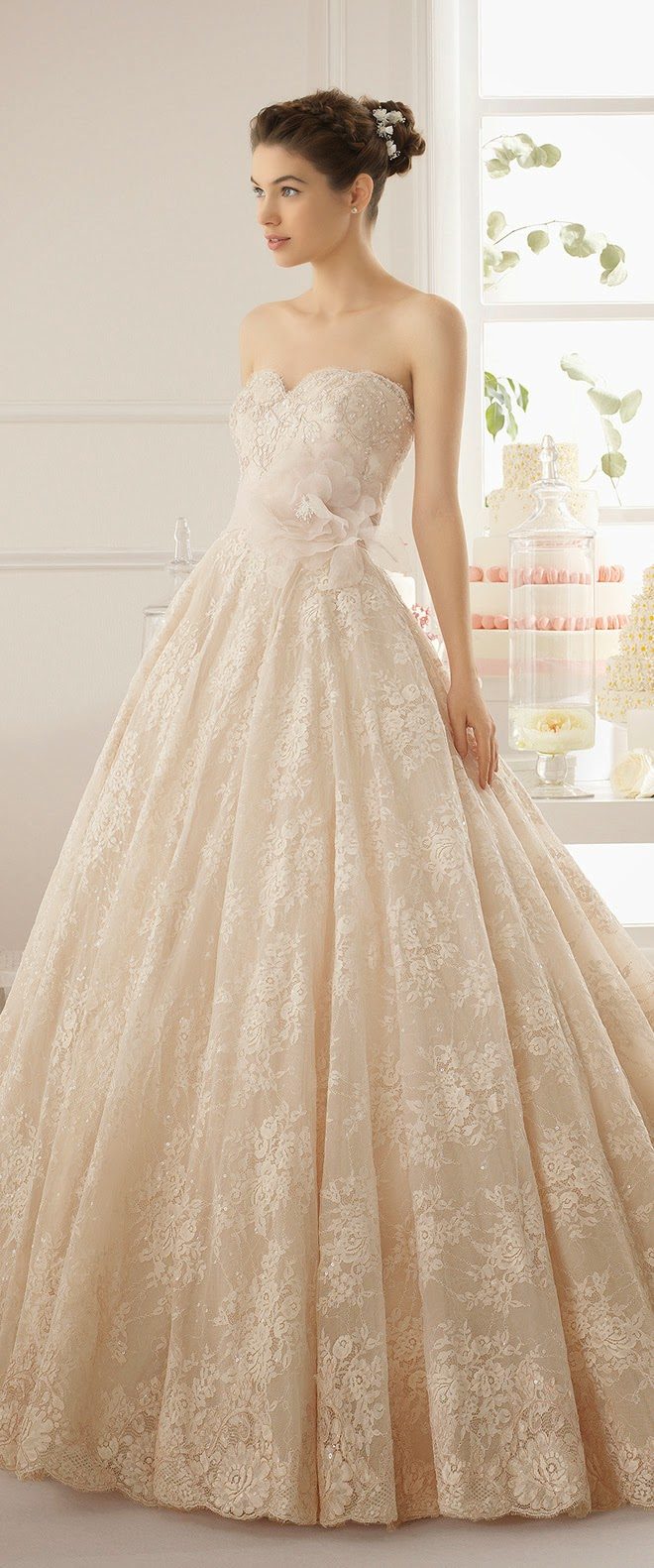 Vintage Ruffle Wedding Dress 60 Beautiful test