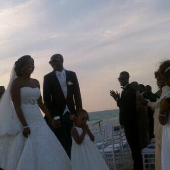 2face idibia white wedding dubai
