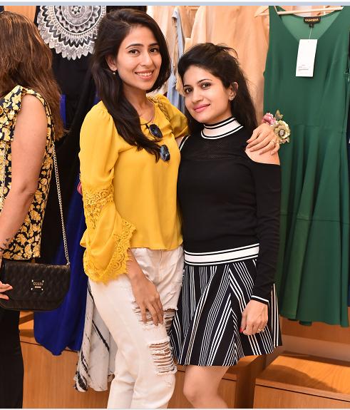 Moonmoon Bhagchandka+ Radhika Sareen