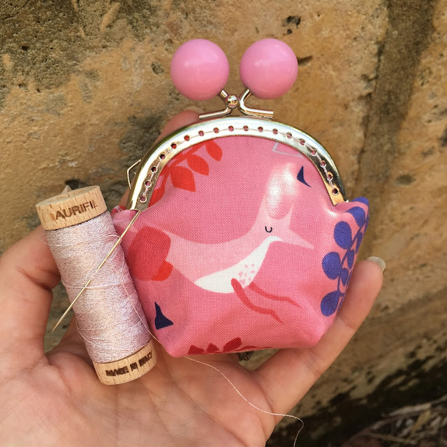 tooth fairy coin purse