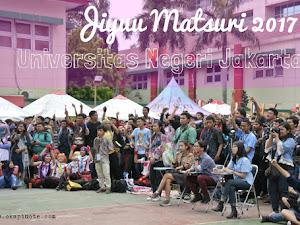 Meriahnya Festival Jiyuu Matsuri 2017 di UNJ