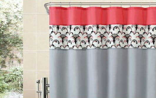 Gorgeous Clearance Shower Curtain Sale