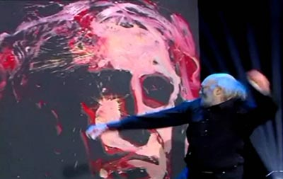 Awesome Live Painting on Stage