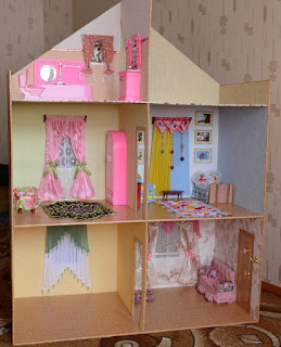 Economic version of dollhouse