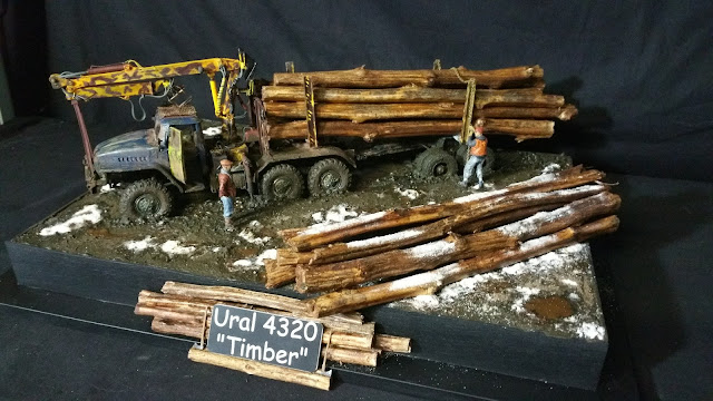 Ural 4320 Timber. - Page 2 20170913_191337