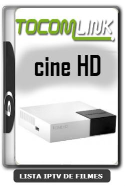 Tocomlink Cine HD Nova Atualização Satélite SKS 107.3w ON V1.054 - 29-12-2019